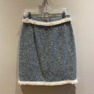 Carolina Herrera Pencil Skirt